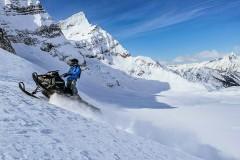 Alain Sleigher, ChatterCreek, Sledding, Snowmobiling
